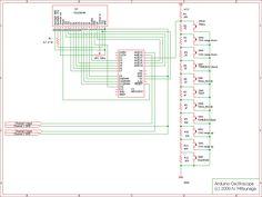 Oszilloskop mit Arduino