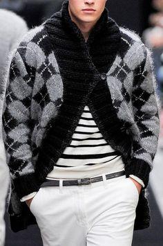 Image detail for -Scervino Milan Fashion Week Fall Winter Menswear 2012 | Fashion ... mens wear but I love it! Put it on the wish list!