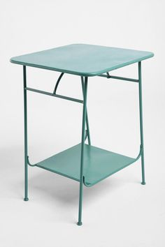 Factory Side Table  #UrbanOutfitters