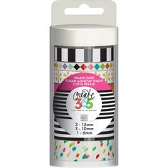 Get the Create 365™ The Happy Planner™ Washi Tapes, Bright at Michaels.com. Add a splash of color to your papercraft projects using these washi tapes from Me & My Big Ideas.