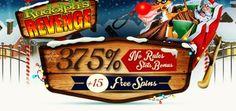 375% No Rules Bonus + 15 Free Spins Bonus Offer from RTG Casinos