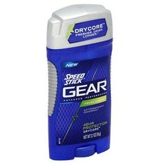 Get Speed Stick Gear Deodorant For Only $1.88 at Walmart with this Printable Coupon!