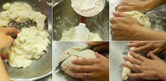 easy homemade ricotta gnochi - no egg