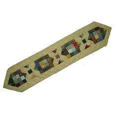 Treasures in the Attic Table Runner