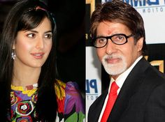 Big B, Kat Kaif invited to Lahore