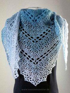 Die 41 Besten Bilder Von Tuch Häkeln Crochet Patterns Crochet