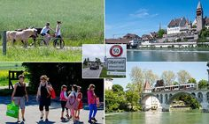 Inside the rich European village where migrants are BANNED