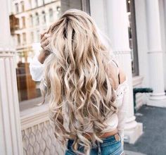 5 Ways to Score Natural Waves & Curls | http://www.hercampus.com/beauty/5-ways-score-natural-waves-curls