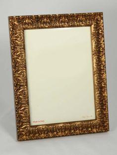 #portafoto in legno con cornice effetto #bronzo. Artigianato Italiano.