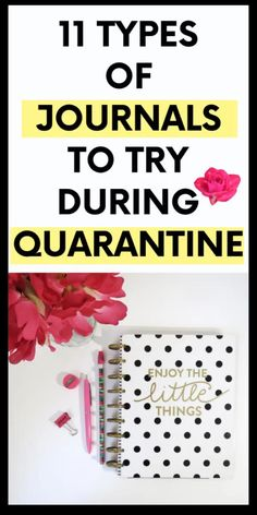 Stuck in quarantine? 11 Journal Ideas To Try! Things to do when bored Creative Journal, Journal Ideas, Toddler Activity Board, Types Of Journals, Journal Writing Prompts, Things To Do At Home, Hobbies For Women, Bullet Journal How To Start A, Things To Do When Bored