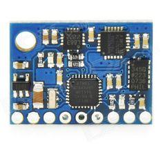 GY-951 AHRS 9DOF 9-Axis Inertial Navigation Funduino ITG3205 HMC5883L Module - Blue + Black