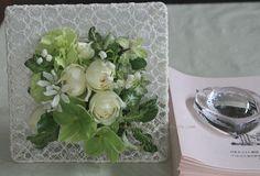 チャペルの装花 高輪教会 : 一会 ウエディングの花