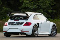 Schattig kevertje? Volkswagen Beetle GRC Rallycross