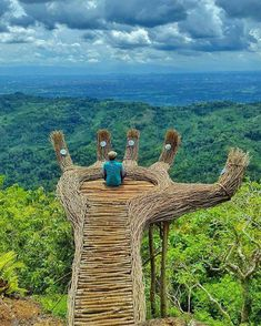 You can check how to get your photos promoted in our account use the link in our bio Endless nature views Pinus Pengger Yogyakarta Indonesia. Photo by Wonderful Places, Beautiful Places, Amazing Places, Places To Travel, Places To Go, Travel Destinations, Nature View, Nature Nature, Land Art