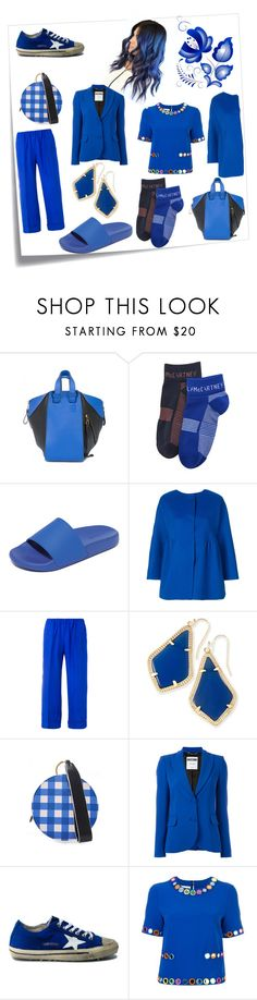 """""""fashion in spring"""" by emmamegan-5678 ❤ liked on Polyvore featuring Post-It, Loewe, adidas, Vince, Ermanno Scervino, P.A.R.O.S.H., Kendra Scott, Diane Von Furstenberg, Moschino and Golden Goose"""
