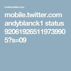 mobile.twitter.com andyblanck1 status 920619265119739905?s=09