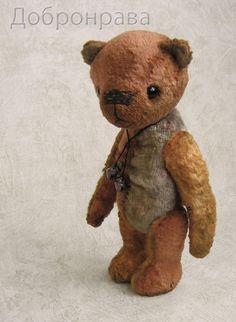Loir: Выкройки мишек Тедди. Часть 1.