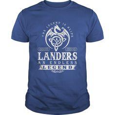 The Legend Is Alive LANDERS An Endless Legend