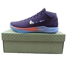 huge discount 0fcb3 0f4f1 Kobe AD Devin Booker PE Size 11 Mens Pro Purple Multi AQ2721-500  Nike