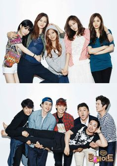 Park Bom | Roommate Casts