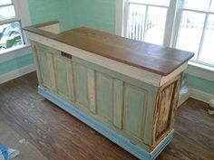 Retail Store Counter, Reception Desk, Point of Sale Counter , Cash and Carry , Wrapping Station Custom Made Retail Counter, Store Counter, Cash Wrap Counter, Check Out Counter, Booth, Quality Cabinets, Vintage Doors, Point Of Sale, Store Fixtures