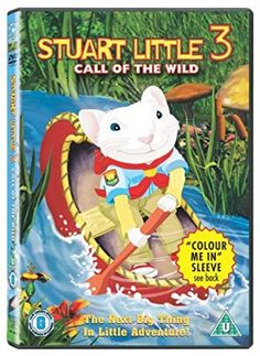 Stuart Little Coloring Picture