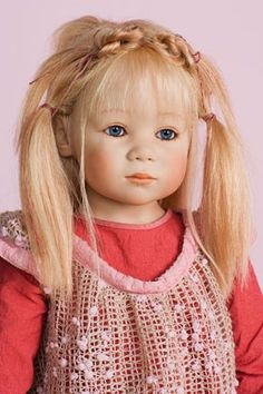 Himstedt Dolls 2003 Collection | Himstedt doll collections