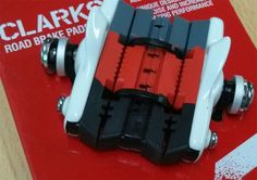 Sports Tech: Clarks Road Brake Pads