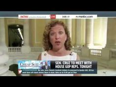 Debbie Wasserman-Schultz Goofs and Accidentally Tells the Truth... AUG 1 2014