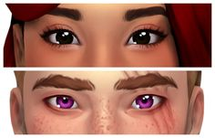 The Sims 4 Intuition eyes by simandy Sims Four, Sims 4 Mm, My Sims, Play Sims 4, The Tables Have Turned, Sims 4 Anime, The Sims 4 Cabelos, Sims 4 Game Mods, Sims 4 Characters