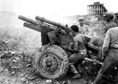 Marines fire a 105 mm howitzer at enemy Japanese positions in the ruins of the city of Naha during the Battle of Okinawa. June Anti-Worlds Naha, Military Photos, Military History, Vietnam Veterans, Vietnam War, World History, World War Ii, Military Girlfriend, Military Spouse