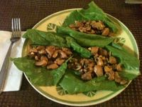 PF Chang low carb lettuce wraps