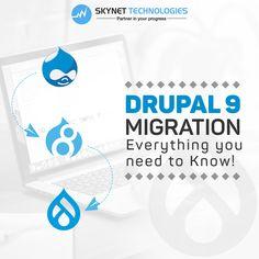Drupal 9 Migration – Everything you need to Know! #Drupal #Drupal9 #Drupal9Migration #Drupal9Released #DrupalMaintenance #DrupalMaintenanceService #DrupalMigration #DrupalWebsiteDevelopment #DrupalDevelopers #DrupalNews #WebDevelopment #DrupalWebsite #DrupalDevelopment #WebsiteDevelopment #BusinessWebsite #Europe #Switzerland #Nevada #Ohio #USA #UK #Australia Ohio Usa, Drupal, Business Website, Web Development, Nevada, Need To Know, Switzerland, Helpful Hints, Everything