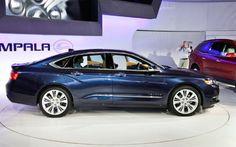 2014 Chevrolet Impala TL Sedan