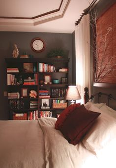 It's the little things that make a house a home...: Before and After - Master Bedroom...