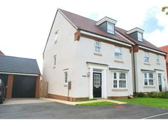 4 bedroom detached house for sale in Edale Close, Teal Park Village, - Rightmove. Detached House, Property For Sale, Garage Doors, Homes, Outdoor Decor, Design, Home Decor, Houses, Decoration Home