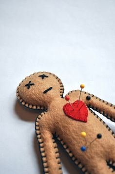 Funny :: I think someone's sticking pins in MY voodoo doll now!  Sure feels like it!! Ouch!!!