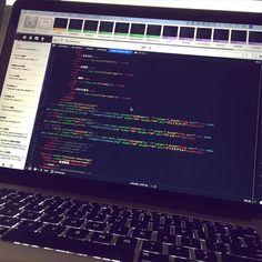 It is going to be a long night tonight.  #web #website #webdesign #webdesigner #html5 #html #scss #javascript #jquery #webdevelopment #webdeveloper #webdev #design #designer #developer #development #coda #css #coding #markup #mac #macbook #php #rain #amaoto