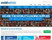 Social Reseller Business #SocialMediaMarketing http://www.webstarter360.com/turnkey-websites-for-sale/social/