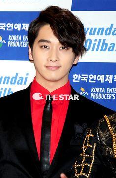 #Dream_Concert_2012 #12052012 #2PM #Chansung #Red_Carpet