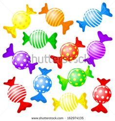 Find candy vector stock images in HD and millions of other royalty-free stock photos, illustrations and vectors in the Shutterstock collection. Candy Theme, Coffee Shop Design, Colorful Candy, Candy Shop, Art Images, Book Images, Future Tattoos, Candyland, Crafts To Make