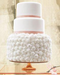 Sugar-Paste Carnations | Martha Stewart Weddings
