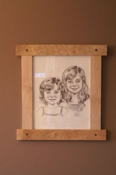 Picture Frame Picture Frames, Projects, Pictures, Frames, Portrait Frames, Log Projects, Photos, Picture Frame, Resim