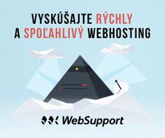 Registrácia domén, hosting a servery :: WebSupport. Challah, Chorizo, Bread, Brot, Baking, Breads, Buns