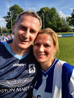 EB und Larissa - Vater und Tochter in einem Team: EB & Friends