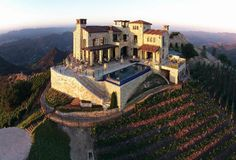 The Precious And Limited Vineyards Of Malibu: There is more than surf and celebrity in Malibu: try the local wine.