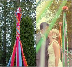 May Day wedding :)