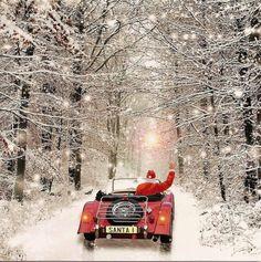 Good Bye until next year Santa - My Fotolog