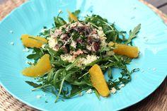 Culy Homemade: makreelsalade met couscous en sinaasappel