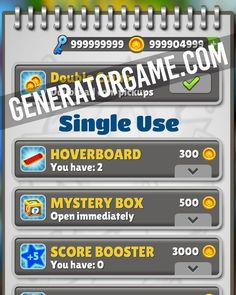 [NEW] SUBWAY SURFERS HACK ONLINE 2016 WORKS: www.online.generatorgame.com  Get Free 999999999 Coins and Keys to your account: www.online.generatorgame.com  This method 100% works for real! No more Lies: www.online.generatorgame.com  Please SHARE this real hack online guys: www.online.generatorgame.com  HOW TO USE:  1. Go to >>> www.online.generatorgame.com and choose Subway Surfers image (you will be redirect to Subway Surfers Generator site)  2. Enter your Subway Surfers Username/ID or…